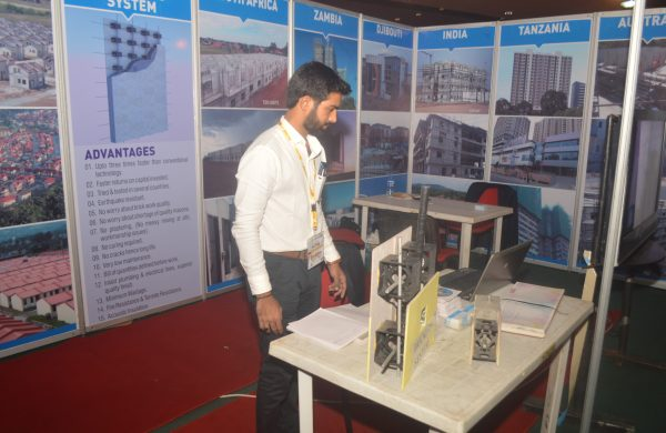 foreigner exhibition at housing conference in 2019